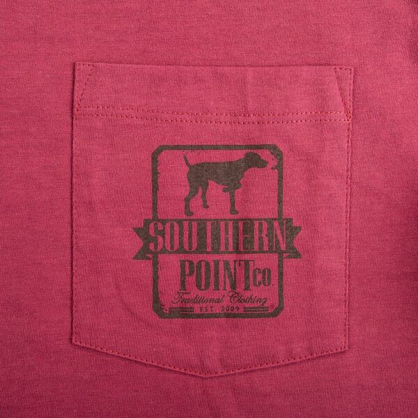 Southern Point Long Sleeve Mix Bag Tee