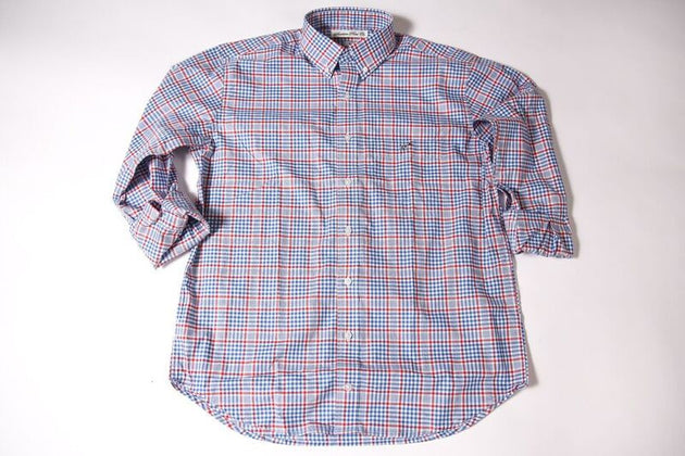 Southern Point Firework Check Shirt