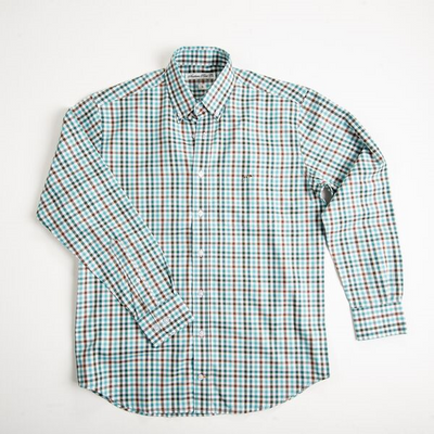Southern Point Hadley Shirt Aqua