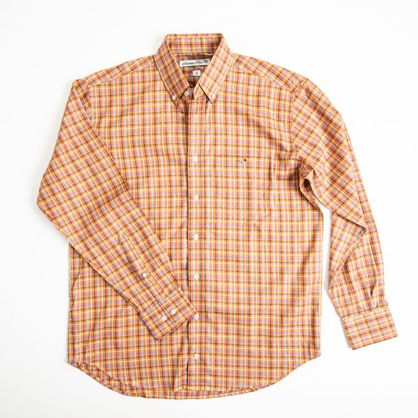 Southern Point Hadley Shirt Pumpkin