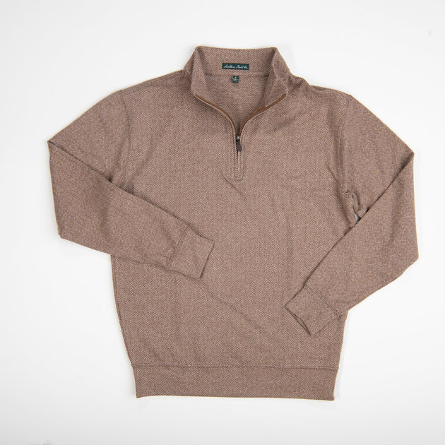 Southern Point Sienna Herringbone Pullover