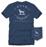 Over Under Logo Tee Shirt