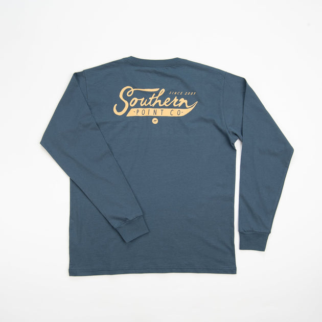 Southern Point Classic Script Tee Shirt