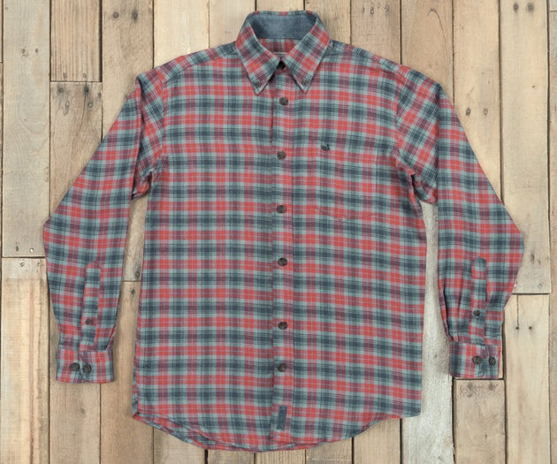 Southern Marsh Wilson Flannel Shirt