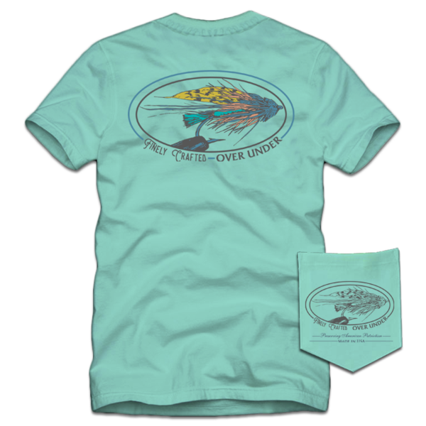 Over Under Fly Vise T-Shirt