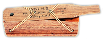 Lynch World Champion Box Call