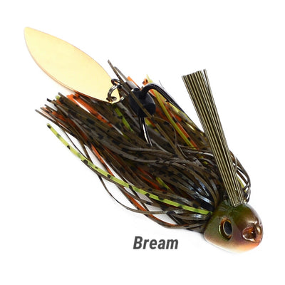 Swampers 1/2 oz Swimming MJ Jig