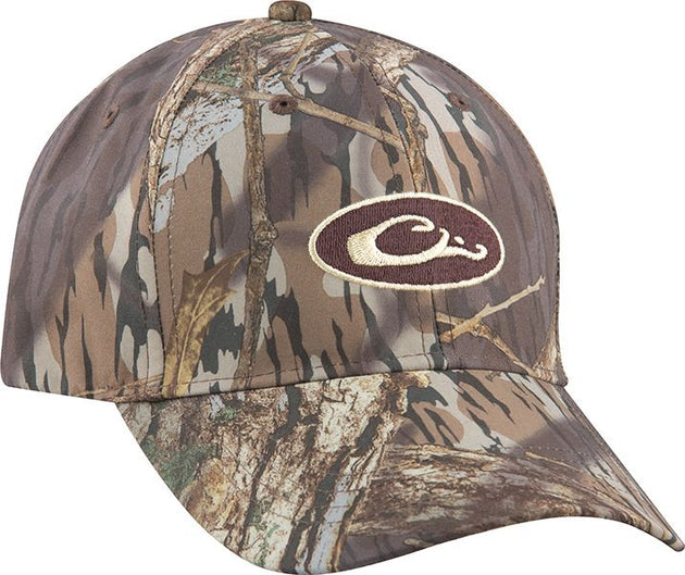 Drake® Waterproof Camo Cap