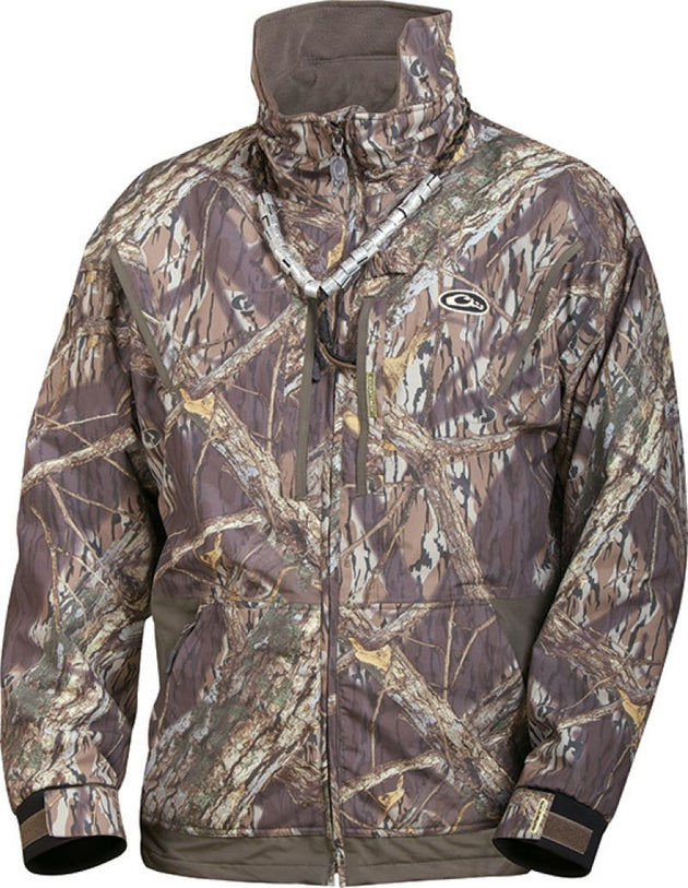 Drake Waterfowl Fleece-Lined Full Zip