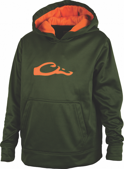 Drake Youth Performance Hoodie