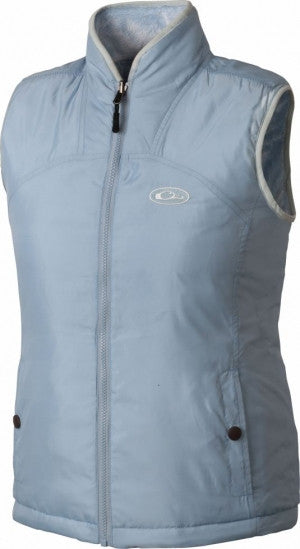 Drake Ladies Cumulus Reversible Vest