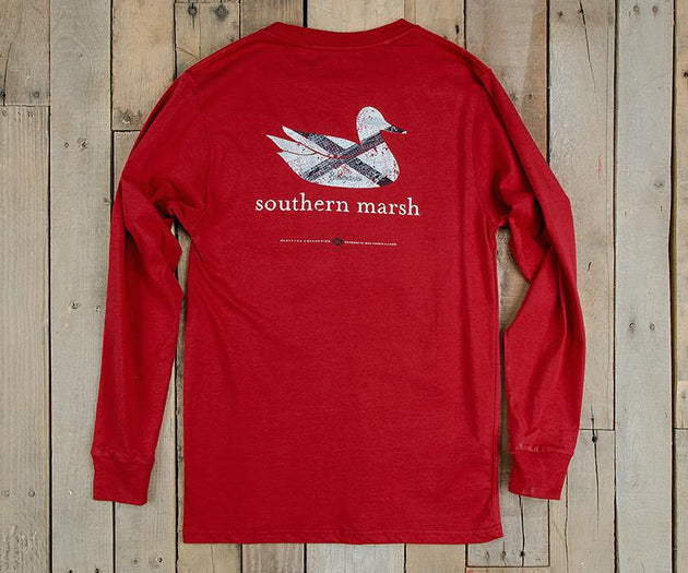 Southern Marsh Authentic Heritage Tee Alabama