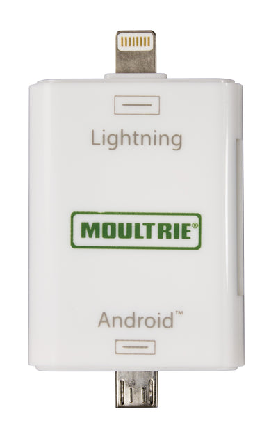 Moultrie Smart Phone SD Card Reader
