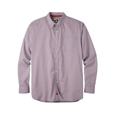 Mountain Khaki Men's Uptown Tattersall Shirt