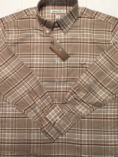 Southern Point Plantation Flannel
