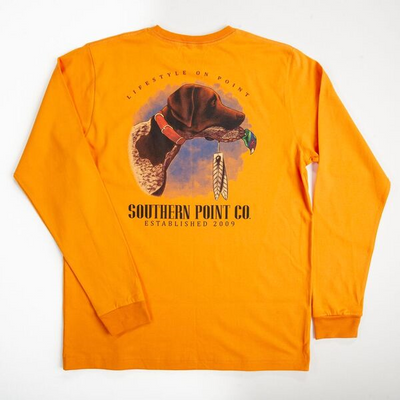 Southern Point Long Sleeve Dog Training Tee
