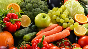 Fruit & Vegetables Helps To Protect Against Heart Disease