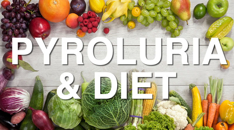 Is there a connection between Diet and Pyroluria?