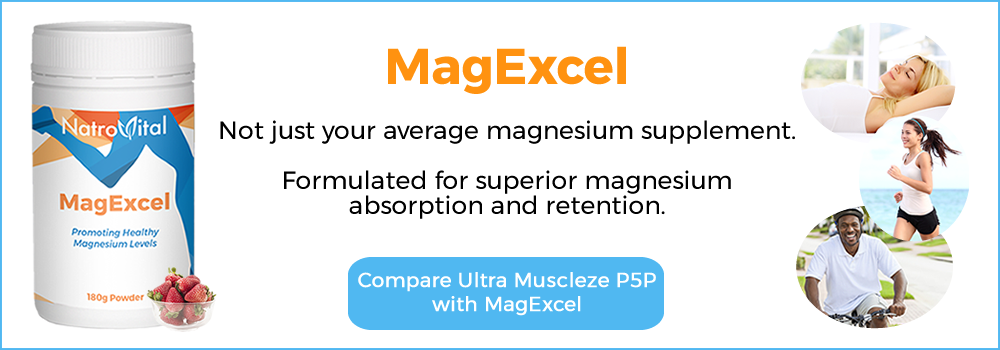Introducing NatroVital MagExcel Not Just Your Average Magnesium Supplement Promotional Banner