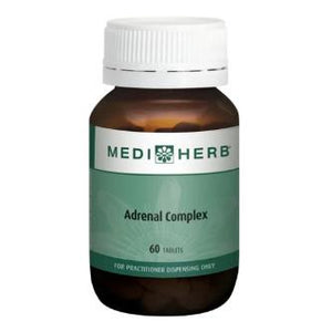 MediHerb Adrenal Complex | Vitality and Wellness Centre