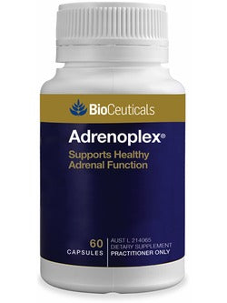 BioCeuticals Adrenoplex 60 Capsules | Vitality And Wellness Centre
