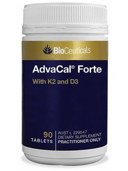BioCeuticals AdvaCal Forte 90 Tablets | Vitality and Wellness Centre