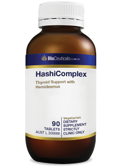 BioCeuticals HashiComplex 90 Tablets | Vitality and Wellness Centre