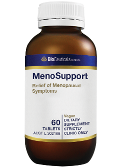 BioCeuticals MenoSupport 60 Capsules | Vitality and Wellness Centre