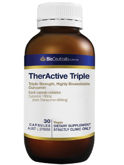 BioCeuticals TherActive Triple 30 Capsules | Vitality and Wellness Centre