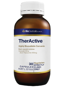 BioCeuticals TherActive 30 Capsules | Vitality and Wellness Centre