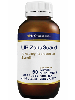 BioCeuticals UB ZonuGuard 60 Capsules | Vitality and Wellness Centre