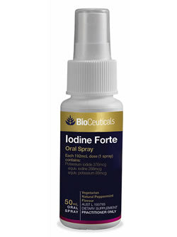 BioCeuticals Iodine Forte | Vitality And Wellness Centre