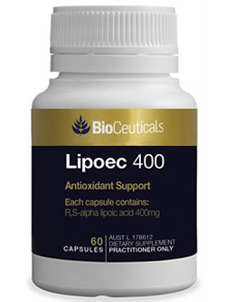 BioCeuticals Lipoec 400 | Vitality And Wellness Centre