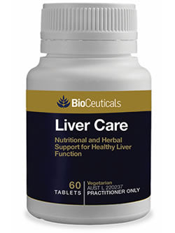 BioCeuticals Liver Care | Vitality And Wellness Centre