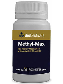 BioCeuticals Methyl-Max 60 Capsules | Vitality And Wellness Centre