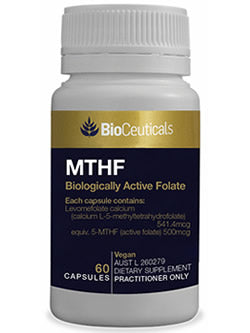 BioCeuticals MTHF | Vitality And Wellness Centre