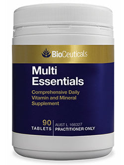 BioCeuticals Multi Essentials 90 Tablets | Vitality And Wellness Centre