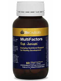 BioCeuticals MultiFactors For Juniors | Vitality And Wellness Centre