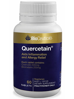 BioCeuticals Quercetain | Vitality And Wellness Centre