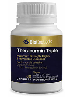 BioCeuticals Theracurmin Triple 60 Capsules | Vitality And Wellness Centre
