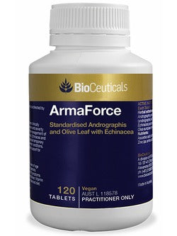 BioCeuticals ArmaForce 120 Tablets | Vitality And Wellness Centre