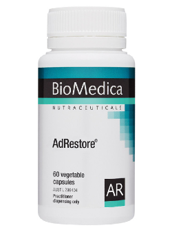 BioMedica AdRestore 60 Capsules | Vitality and Wellness Centre