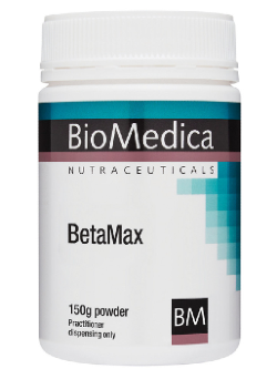 BioMedica BetaMax 150g Powder | Vitality and Wellness Centre