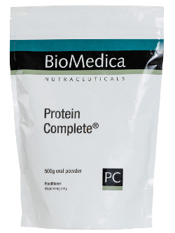 BioMedica Protein Complete 500g Powder | Vitality and Wellness Centre