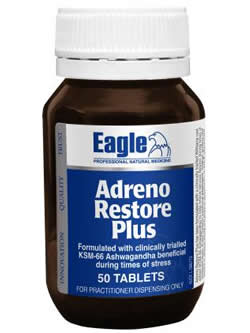 Eagle Adreno Restore Plus 50 Tablets