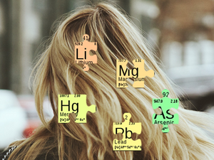 Hair Mineral Analysis Test