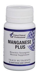 InterClinical Professional Manganese Plus | Vitality and Wellness Centre