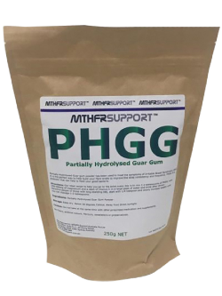 MTHFR Support PHGG (Partially Hydrolysed Guar Gum) 250g Powder | Vitality and Wellness Centre