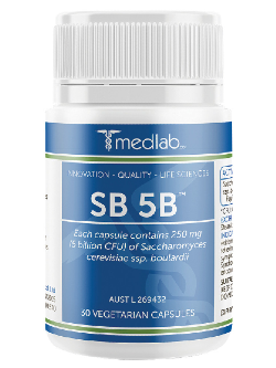 Medlab SB 5B 30 Capsules | Vitality and Wellness Centre