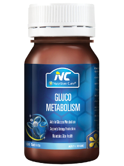 NC by Nutrition Care Gluco Metabolism 180 Tablets | Vitality and Wellness Centre